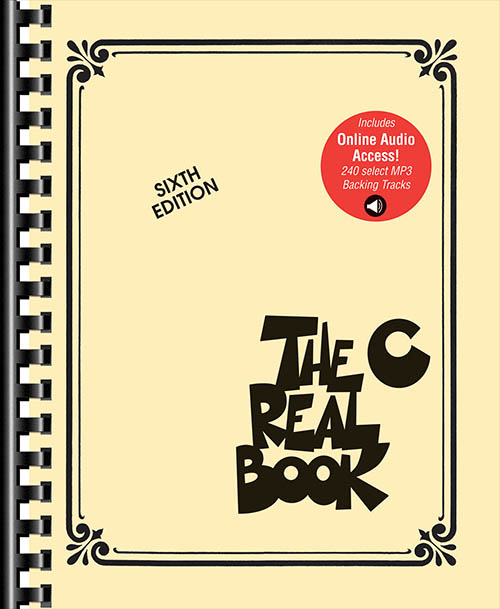 The Real Book Sixth Edition - C Edition (Book + Online Audio)