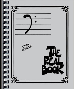 The Real Book - Sixth Edition in Bass Clef