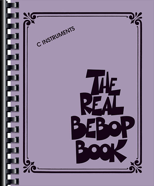 The Real Bebop Book - C Instruments
