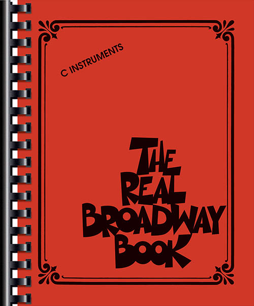 The Real Broadway Book - C Instruments