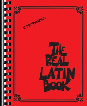 "The Real Latin Book for ""C"" Instruments"