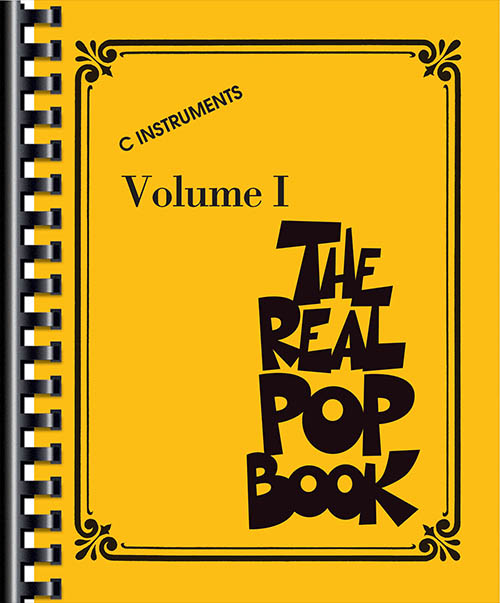 The Real Pop Book Volume 1 - C Edition
