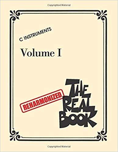 REAL BOOK VOL. 1 REHARMONIZED