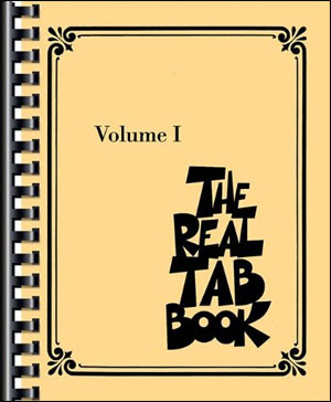 The Real Tab Book - Vol. 1