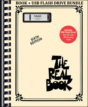 The Real Book – Volume 1 Book/USB Flash Drive Play-Along Pack