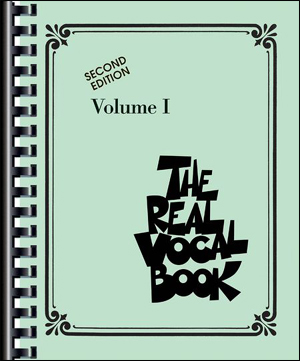 Real Vocal Book - Volume 1 (High Voice)