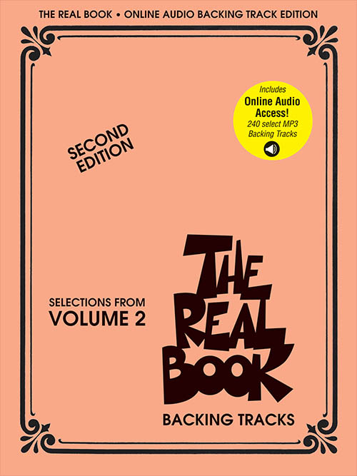 The Real Book Volume 2 Second Edition - C Edition (Online Audio Only)