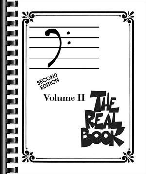 The Real Book - Volume 2 (Bass Clef Edition)