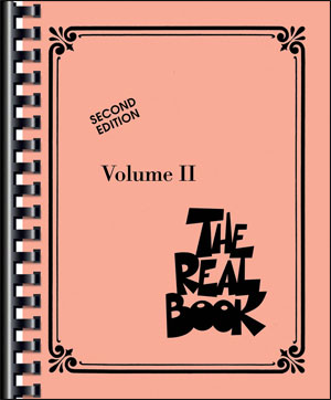 The Real Book - Volume 2 (C Edition)