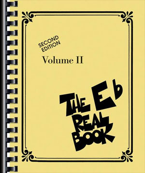 The Real Book - Volume 2 (E Flat Edition)