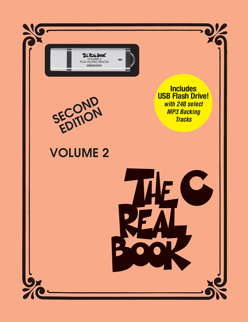 The Real Book – Volume 2 - C Edition Book/USB Flash Drive Pack