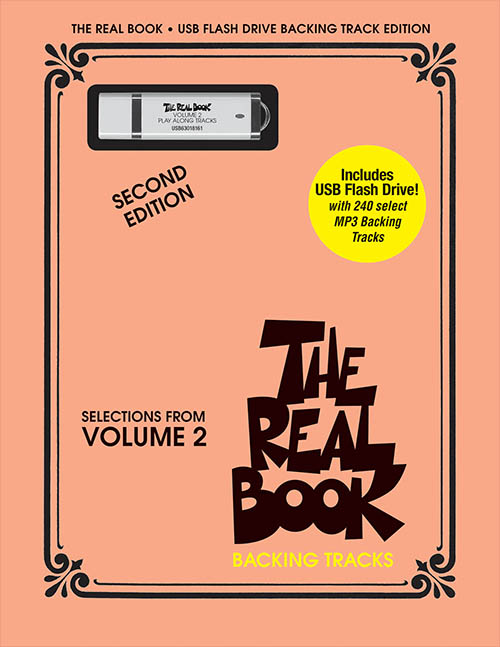 The Real Book – Volume 2 USB Flash Drive Play-Along