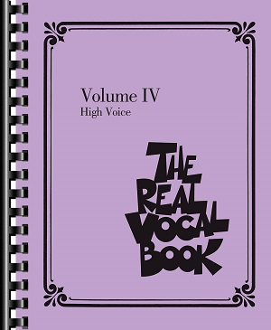The Real Vocal Book – Volume IV