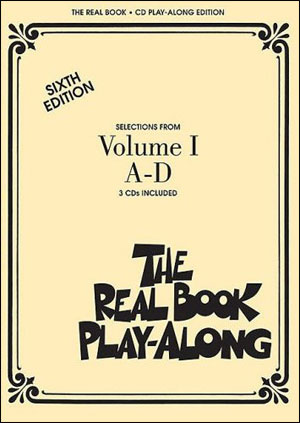 The Real Book Play-Along CD - Volume 1 <br>Songs A thru D