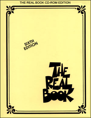 PDF Edition! The Real Book 6th Edition CD-ROM (C Edition)