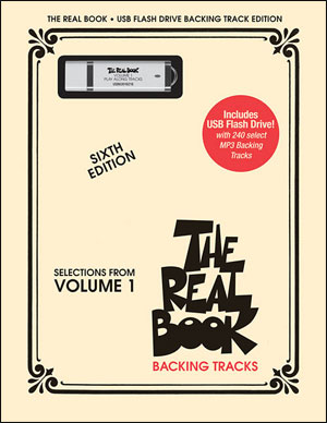 The Real Book – Volume 1 USB Flash Drive Play-Along