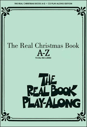 Complete 9-CD play along pack for <I>The Real Christmas Book</i>