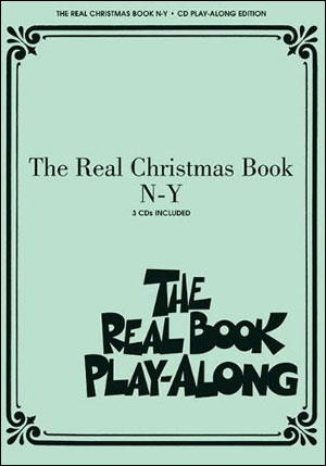 3-CD Play Along Pack for <i>The Real Christmas Book </i>
