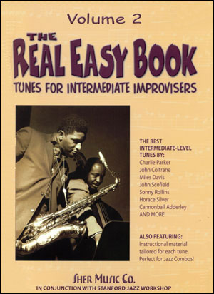 The Real Easy Book Volume 2 - Bass Clef Version