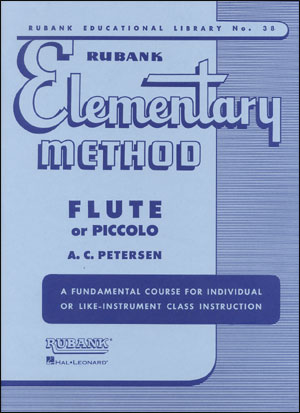 Rubank Elementary Method For Flute/Piccolo