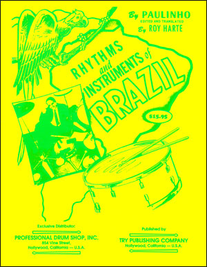 Rhythms and Instruments of Brazil