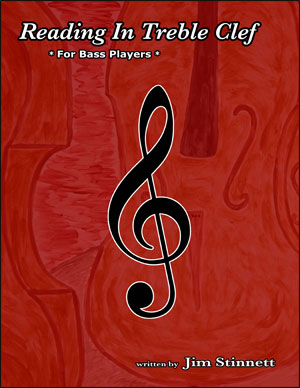 Reading In Treble Clef - For Bass Players