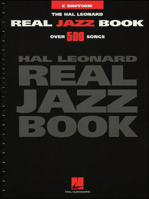The Real Jazz Book - C Key