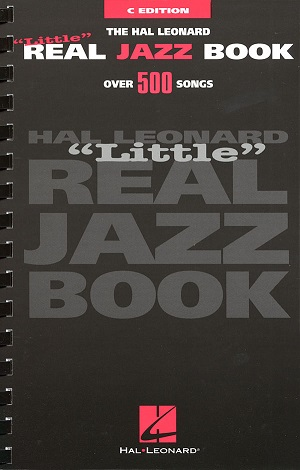 HAL LEONARD LITTLE REAL JAZZ BOOK - C EDITION