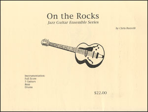 On The Rocks - Guitar Combo