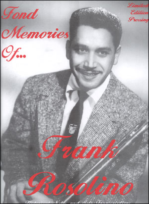 Fond Memories Of Frank Rosolino - Book/CD