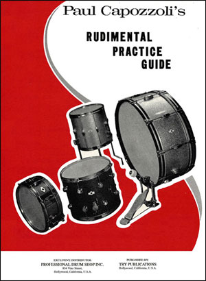 Rudimental Practice Guide