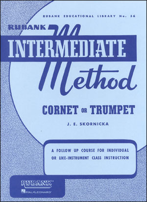 Rubank Intermediate Method For Trumpet/Cornet