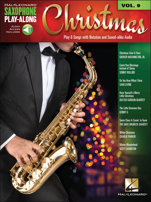 Saxophone Play-Along Vol. 9: Christmas