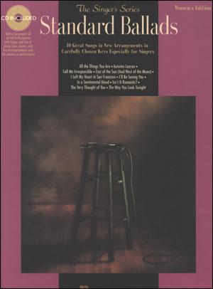 Standard Ballads for Women Singers