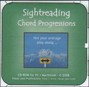 Sightreading Chord Progressions - CD-ROM