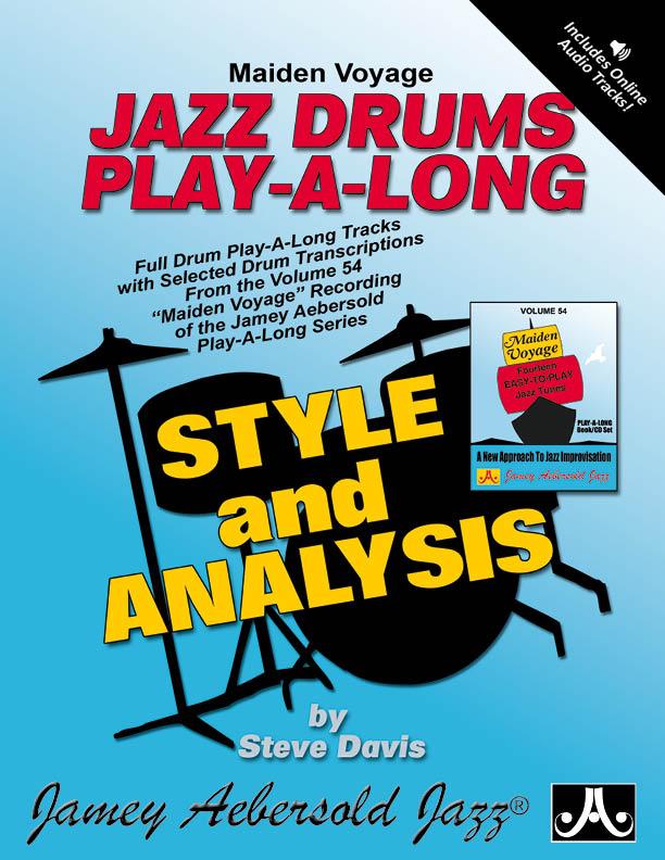 Volume 54 Maiden Voyage Drum Styles And Analysis