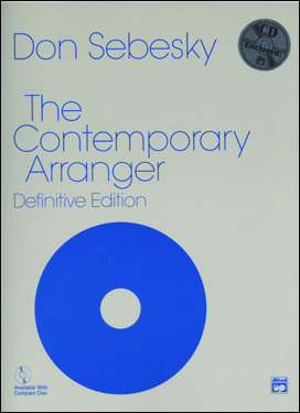 The Contemporary Arranger - By Don Sebesky