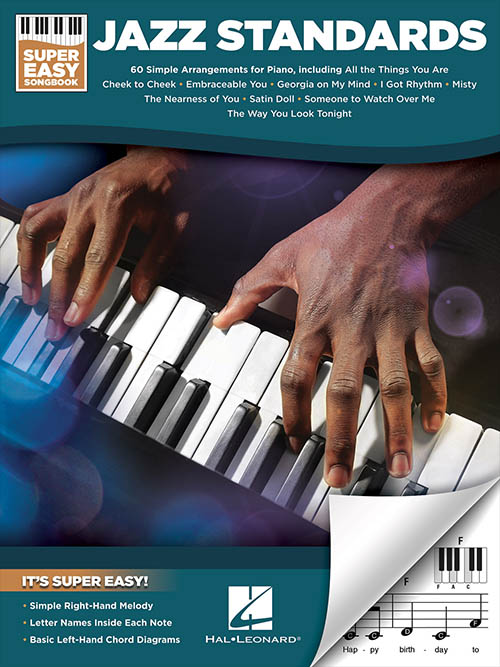 Super Easy Songbook: Jazz Standards