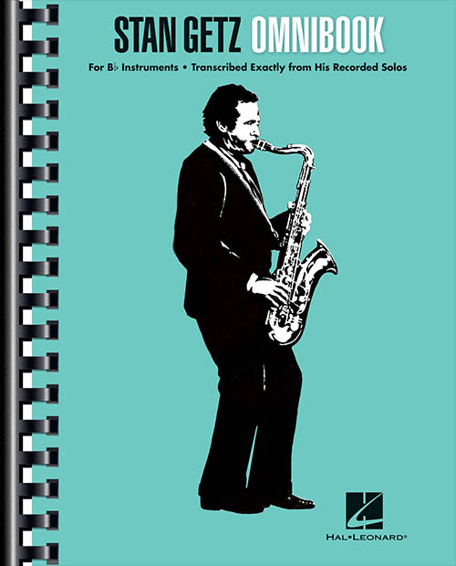 Stan Getz Omnibook B Flat Instruments