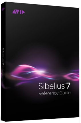 Sibelius 7 - Reference Guide