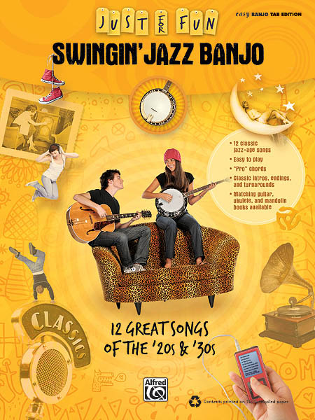Just For Fun: Swingin' Jazz Series for Banjo