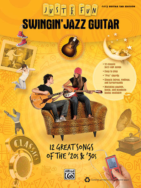 Just For Fun: Swingin' Jazz Series for Guitar