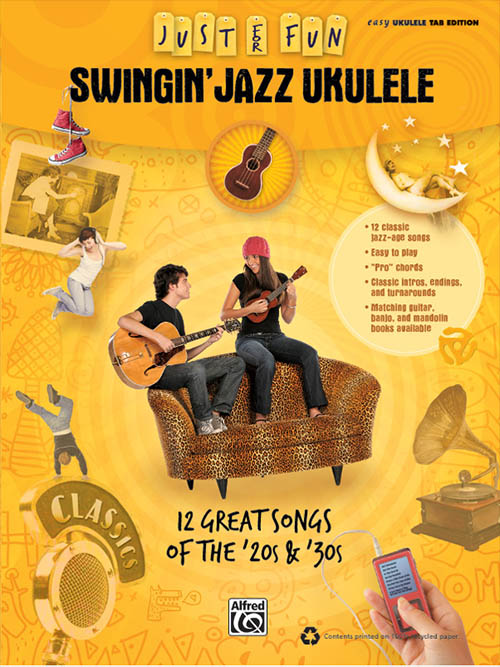 Just For Fun: Swingin' Jazz Series for Ukelele
