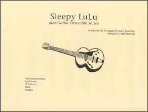 Sleepy Lulu - Guitar Combo