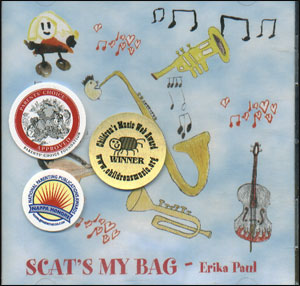 Scat's My Bag - CD