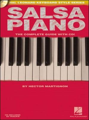 SALSA PIANO - Hal Leonard Keyboard Style Series