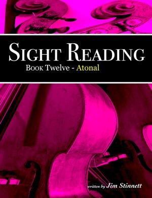 Sight Reading - Book 12 - Atonal