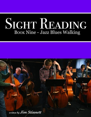 Sight Reading - Book 9 - Jazz Blues Walking