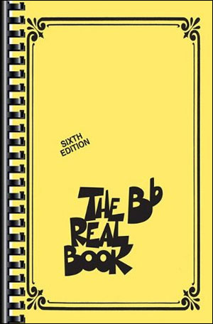 The Real Book, Sixth Edition - Mini Size (B Flat Edition)