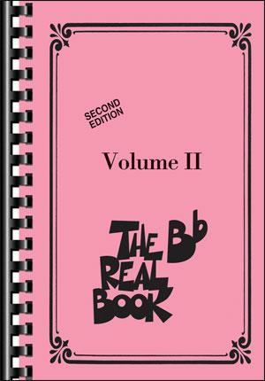 The Real Book – Volume II in B Flat – Mini Edition